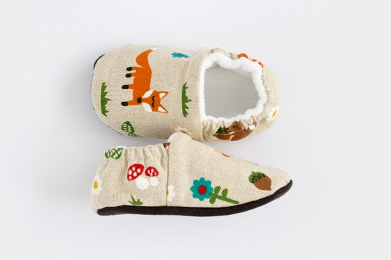 Little Fox pre walker and toddler baby shoes 6-9 months last one!