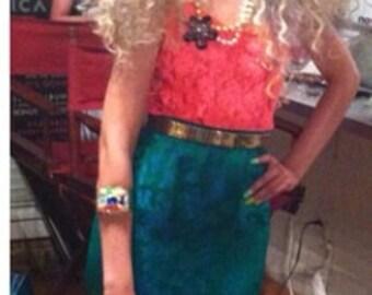 Beautiful Brocade Skirt