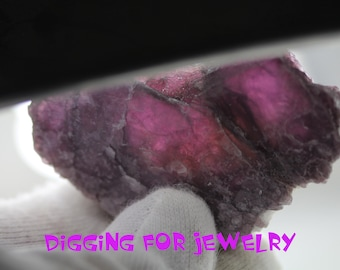 High Quality Gem Quality - Lepidolite Crystal Chunk Stones raw gem rough stone - Mineral Specimen for Display - Healing - Energy Stones