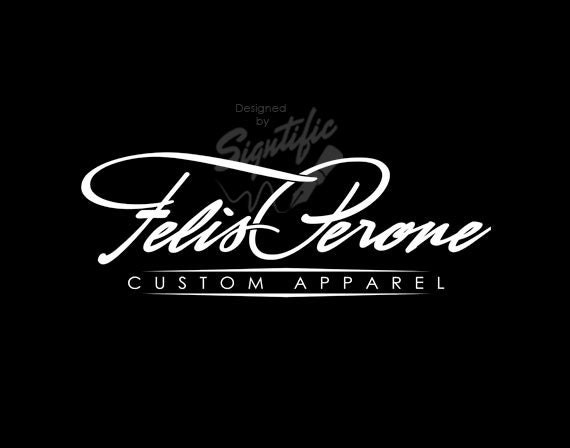 T shirt and apparel logo custom name brand logo name for Hats and shirts with company logo