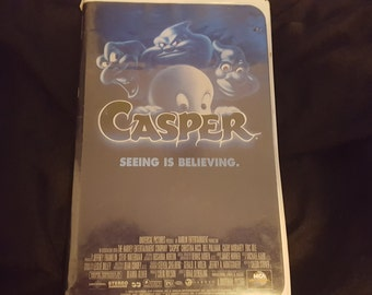 Casper the movie Vhs