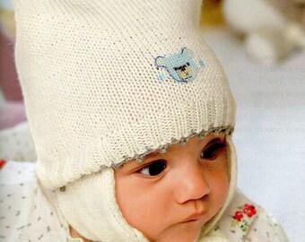 Little Bear Baby Beanie