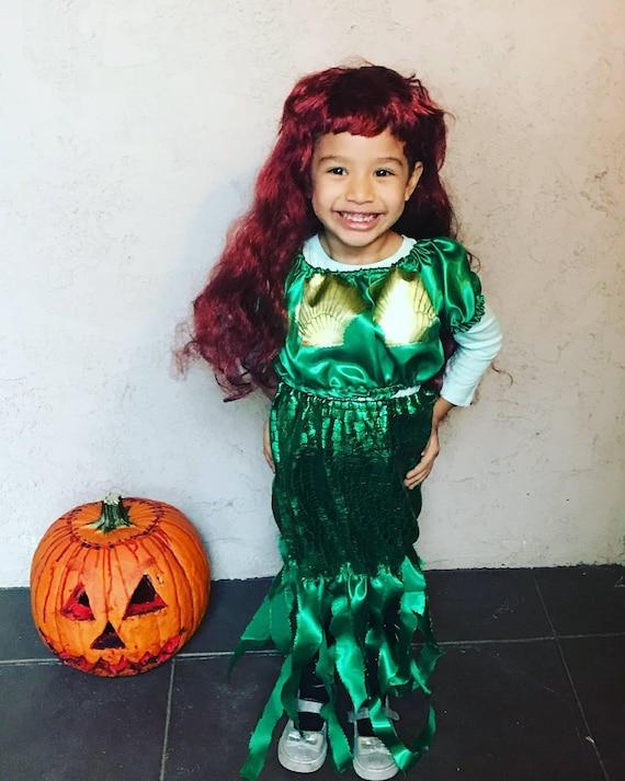 Disney, Disney's Ariel, Ariel Cosplay, Ariel Costume, Mermaid Costume, Toddler Mermaid, Toddler Costume. Ariel Mermaid, My 1st Costume