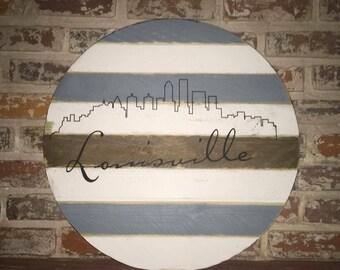 Round City Skyline