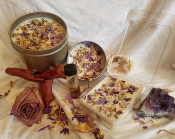 Astral Travel candles