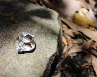 FREE SHIPPING Herkimer diamond crystal