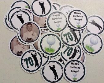 Golf Confetti