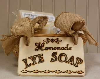 Homemade Lye Soap Pure N Simple