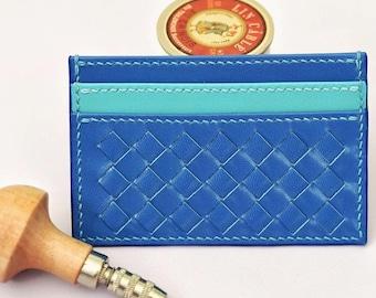 Leather Card case card holder