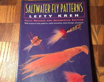 Salt water fly patterns