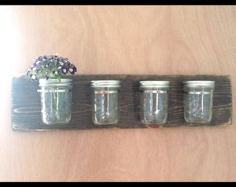 Back To School Organization Mason Jar Storage Solution Candle Holder Vase Organizer Lala's Workshop Love