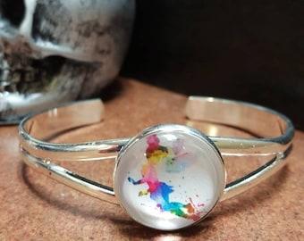 20mm cuff bracelet - tinkerbell