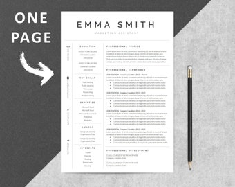 1 Page Resume   Professional Resume   Modern Resume   Resume Template   CV Template + Cover Letter   Compact resume   Creative Resume   CV