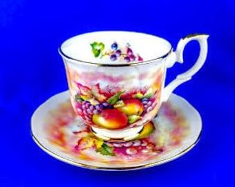 Royal Nobilita Tea Cup and Saucer