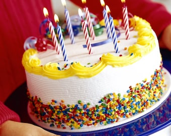 Birthday Cake Fragrance Oil for candles and soap making