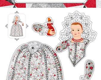 "Craft Bow ""Princess Sophie"""