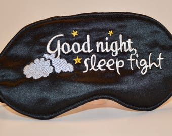 Sleep Mask, Blindfold,
