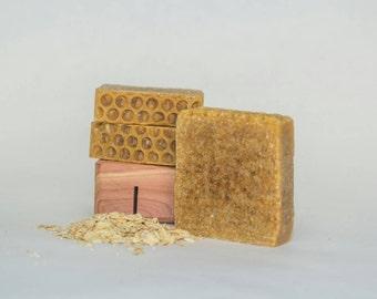 Oatmeal and Honey made with organic Arizona honey