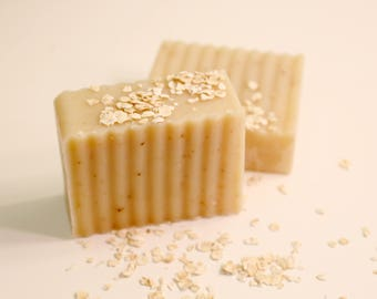 WHOLESALE ONLY Goats, Oats & Honeybees Soap - Soap, Vegan Soap, Handcrafted Soap, Soap, Organic Soap, Organic Bar Soap,Handmade Soap