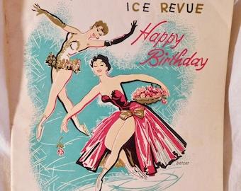 Casa Carioca Ice Revue Garmisch Recreation Area UNITED STATES ARMY Europe 1954
