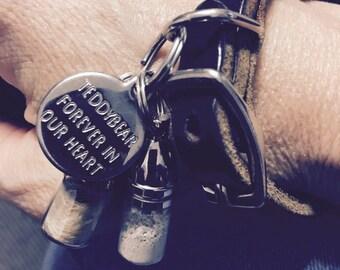 KeepSake Memorial Bracelet of your Furever Furiend