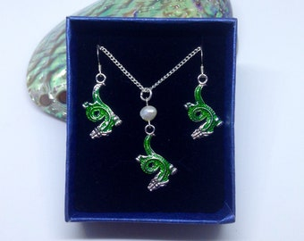 Green dragon collection
