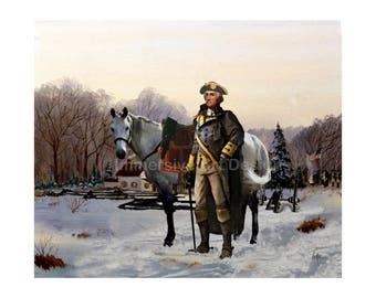 Washington in Winter