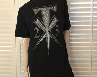25 years of Under Taker t-shirt