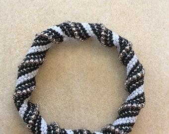 Cellini beaded bracelet