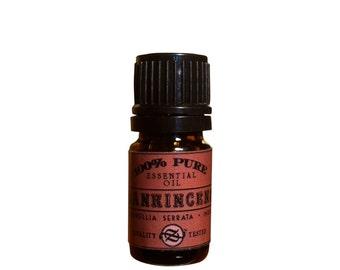 Frankincense Essential Oil, Boswellia serrata, India - 5 ml