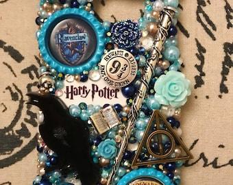 Ravenclaw Harry Potter iphone Samsung phone case