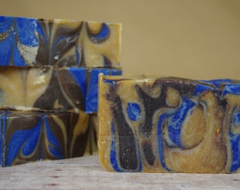 Sunflower, All Natural, Cold Process Soap