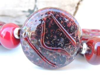 Handmade Lampwork Bead Destash 312