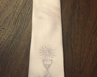 First Holy Communion Tie for Boys