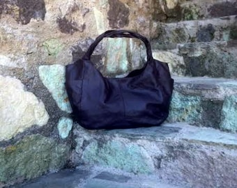 Plum Purple Hobo