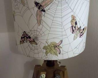 Moth Lampshade