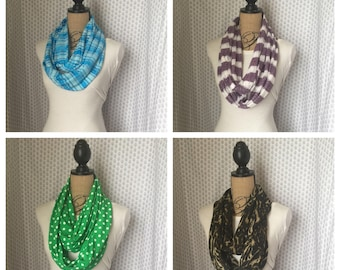 Infinity Scarves | Silk Scarf | Cotton Scarf | Printed Scarf | Ladies Scarf | Lace Scarf