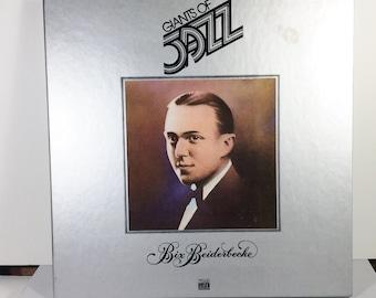 Bix Beiderbecke 3 record set mint condition 33rpm Time Life 1980