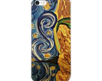 Starry Night 2 phone case