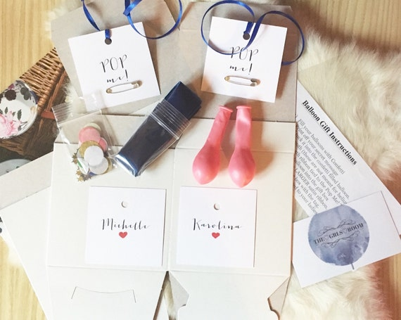 Diy do it yourself pop me balloon gift box will you be my solutioingenieria Choice Image