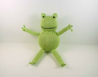 Froggy- Light green