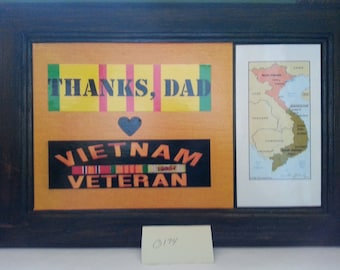 Vietnam Veteran, Thanks, Dad
