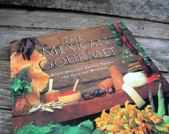 Gorgeous Softcover 1995 The Mexican Gourmet / Maria Dolores Torres Yzabal and Shelton Wiseman / Collectible