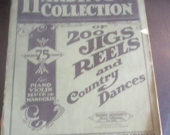 Harding's Collection of Jigs, Reels and Country Dances