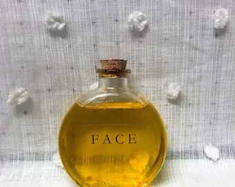 FACE: &beauty organic face oil #2