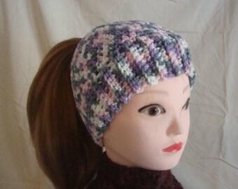 Ponytail Hat - Pink Ponytail Hat - Purple Ponytail Hat - Messy Bun Hat - Pink Messy Bun Hat - Purple Messy Bun Hat - Pink Bun Hat