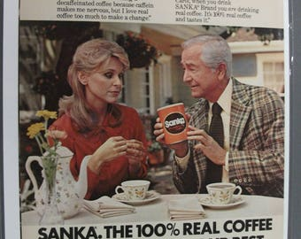 180  Sanka Coffee  ad is from May 1979   Life