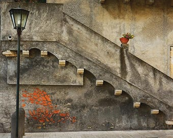 Architectural Wall Print, Sicily