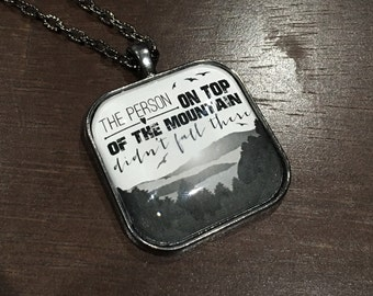 Top of the Mountain Pendant