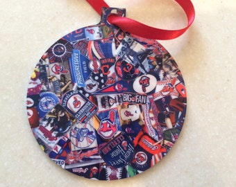 Cleveland Indians  Ornament